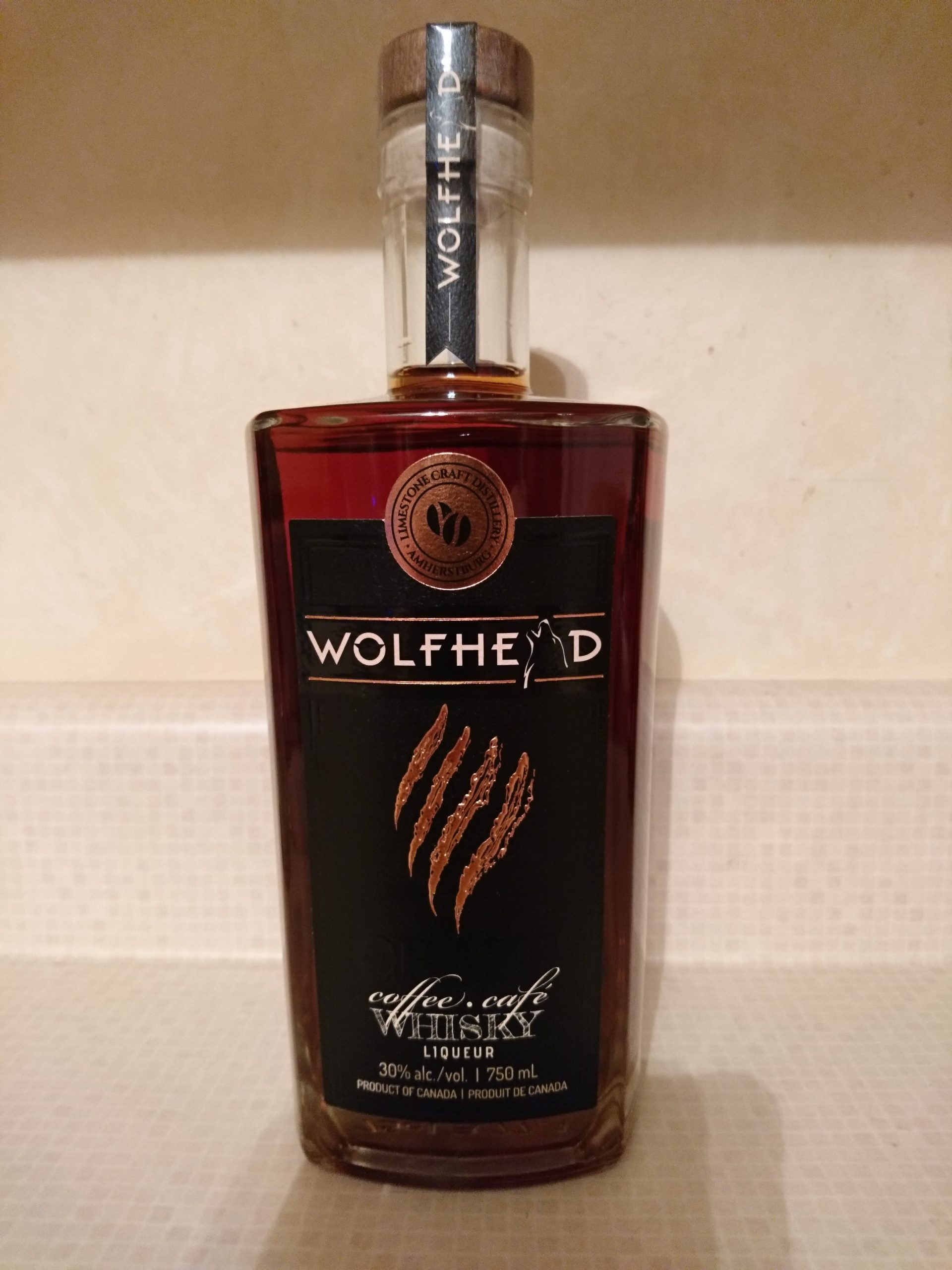 Wolfhead Craft Whisky Coffee Café