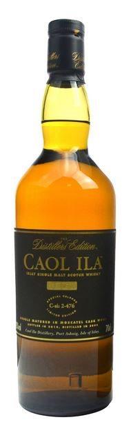 Caol Ila 2004 Distillers Edition