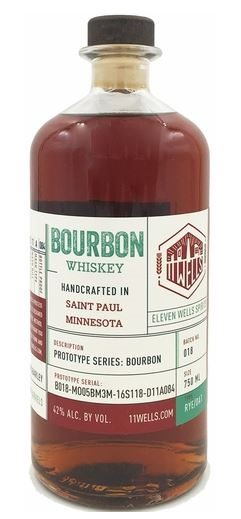 11 Wells Prototype Series Bourbon