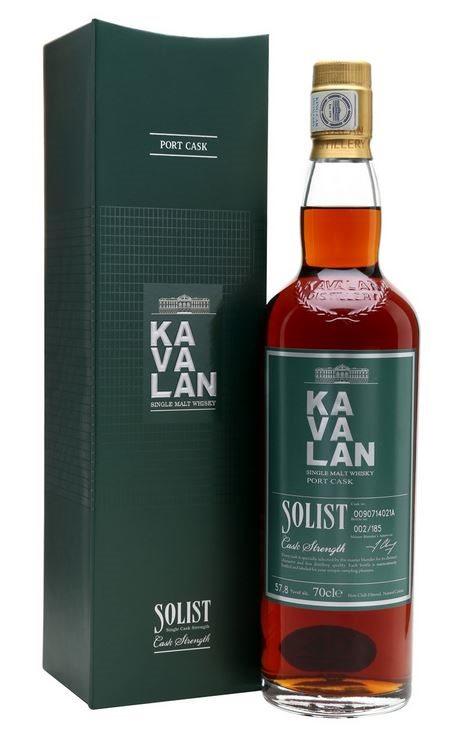 Kavalan Solist, Port Cask