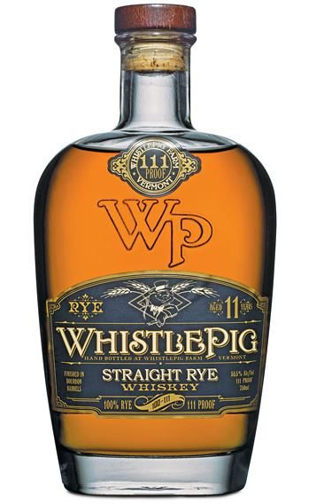 WhistlePig Straight Rye 111 Proof