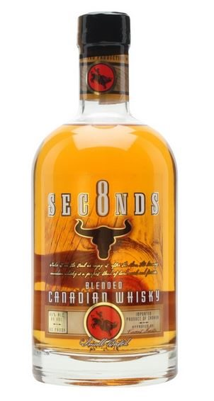 8 Seconds Blended Canadian Whisky