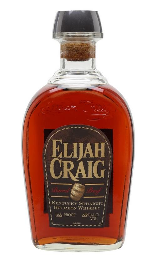 Elijah Craig Barrel Proof – Release #12