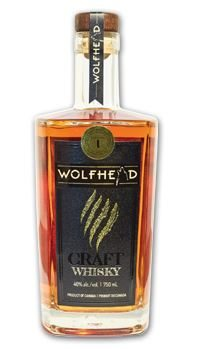 Wolfhead Craft Whisky