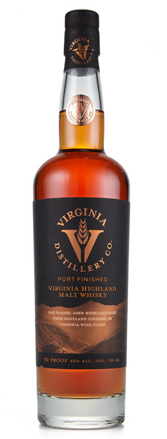 Virginia Highland Malt Batch No. 4