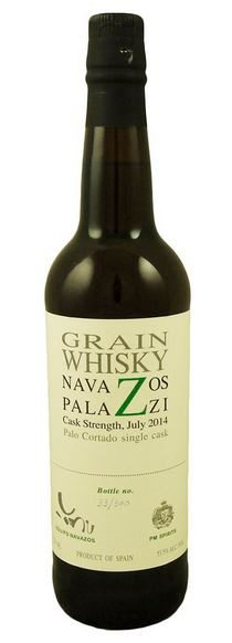 Navazos Palazzi Grain Whisky