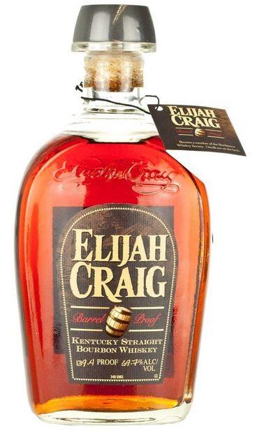 Elijah Craig Barrel Proof – Release #11
