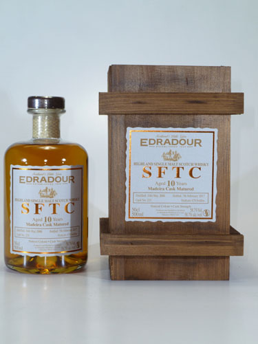 Edradour Straight from the Cask Madeira (2006)