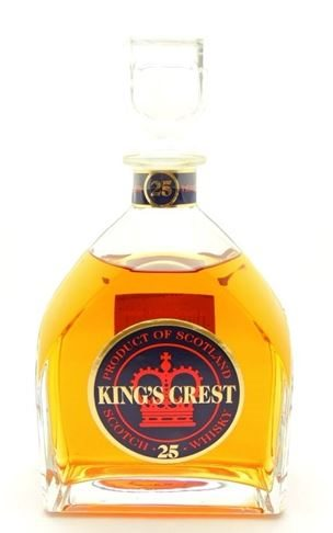 King's Crest 25 Year Old