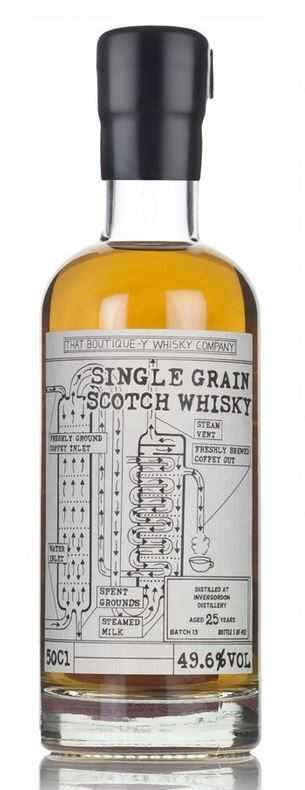 Invergordon Batch 13 (That Boutique-y Whisky Company)
