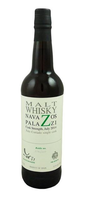 Navazos Palazzi Malt Whisky