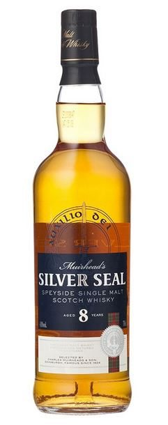 Muirhead's Silver Seal 08 Year Old Speyside