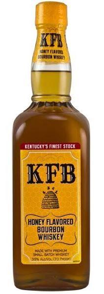 KFB Honey Flavored Bourbon Whiskey