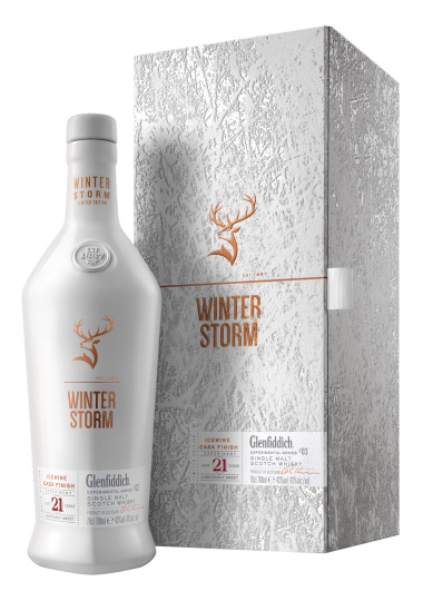 Glenfiddich Experimental Series #3 Winter Storm