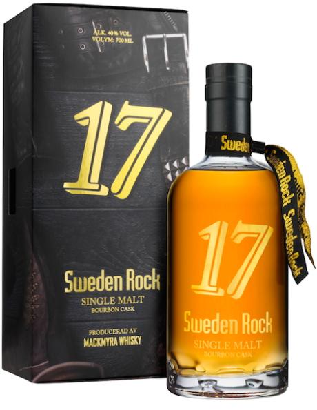 Mackmyra Sweden Rock 2017