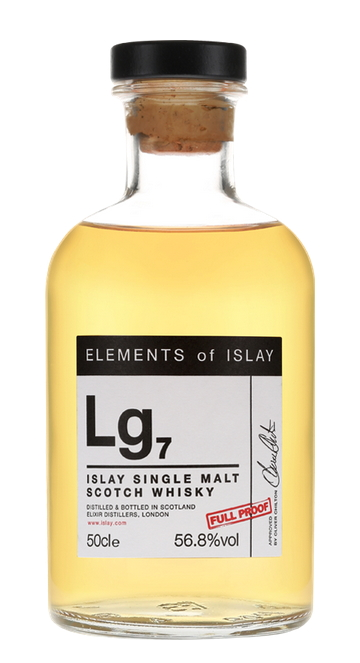 Elements of Islay Lg7 (Lagavulin)