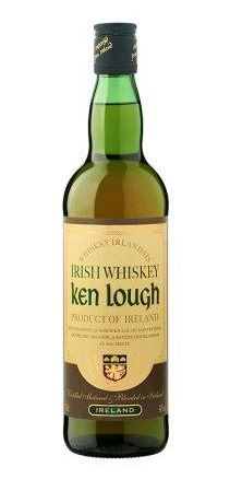 Ken Lough Irish Whiskey