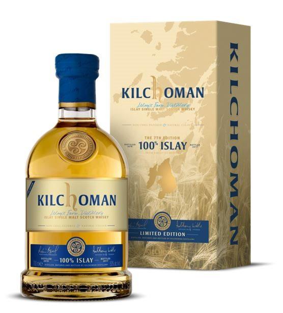 Kilchoman 100% Islay, 7th Edition