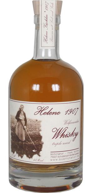 Wolfenweiler Whisky Helene 1907
