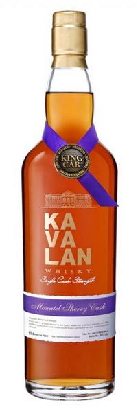 Kavalan Moscatel Sherry Cask