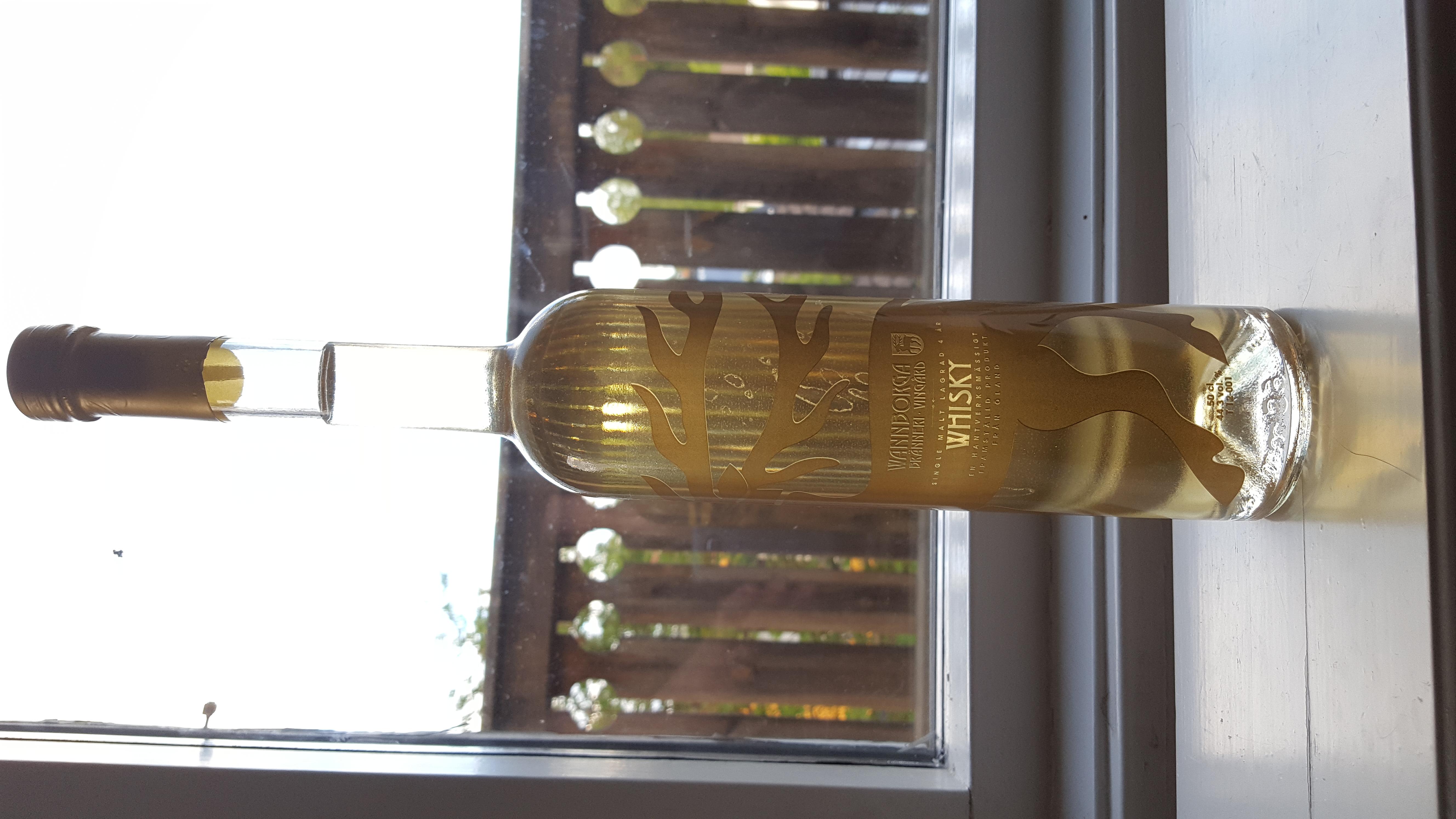 Wannborga Whisky
