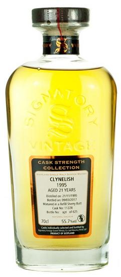 Clynelish 1995 (Signatory Vintage)