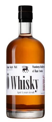 Wannborga Ö Whisky 4 Year Old