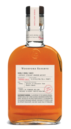 Woodford Reserve Distillery Series Double Double Oaked 2015