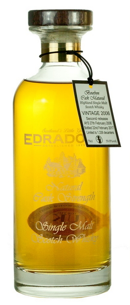 Edradour 2006 Bourbon Cask Matured