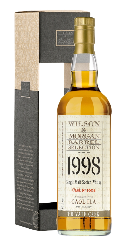 Caol Ila 1998 (Wilson & Morgan, cask #10614)