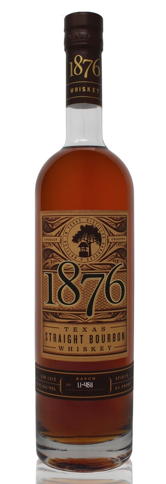 1876 Texas Straight Bourbon