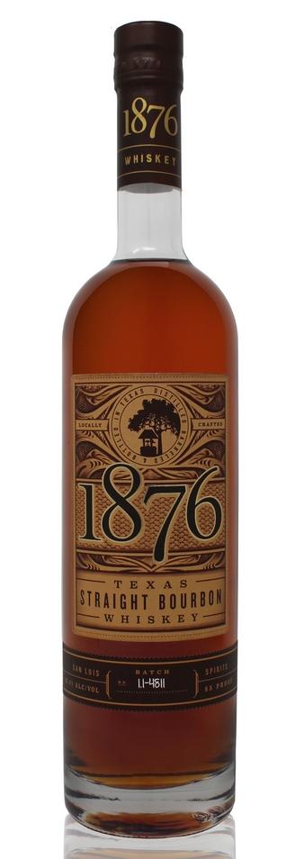 1876 Texas Straight Bourbon