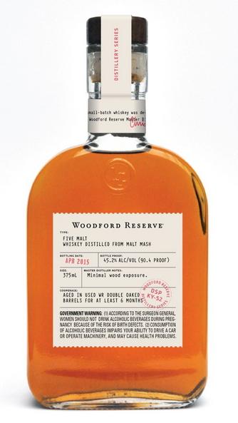 Woodford Reserve Distillery Series Five Malt