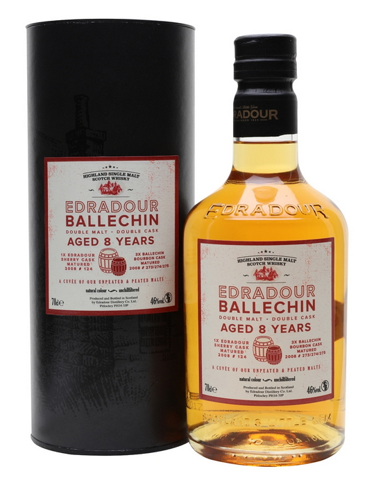 Edradour Ballechin Double Malt