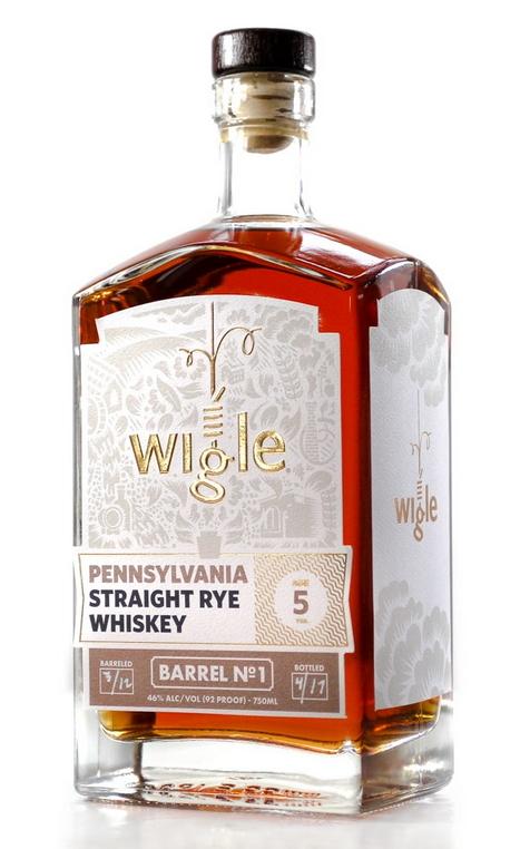 Wigle Pennsylvania Straight Rye Whiskey