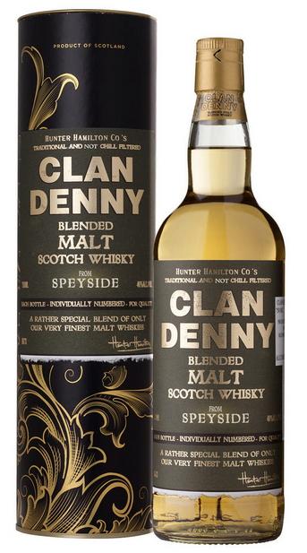 Clan Denny Blended Malt from Speyside
