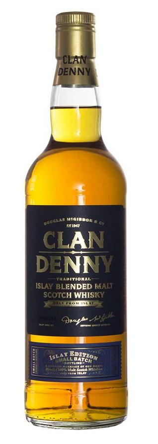 Clan Denny Islay Blended Malt