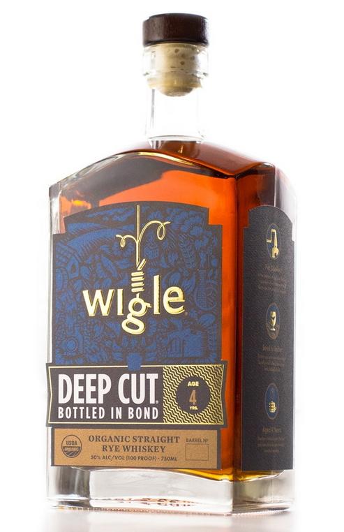 Wigle Deep Cut Bottled in Bond