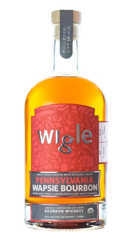 Wigle Pennsylvania Wapsie Bourbon