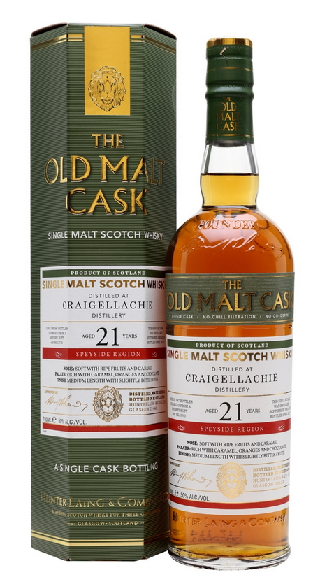 Craigellachie 1995 (HL Old Malt Cask)