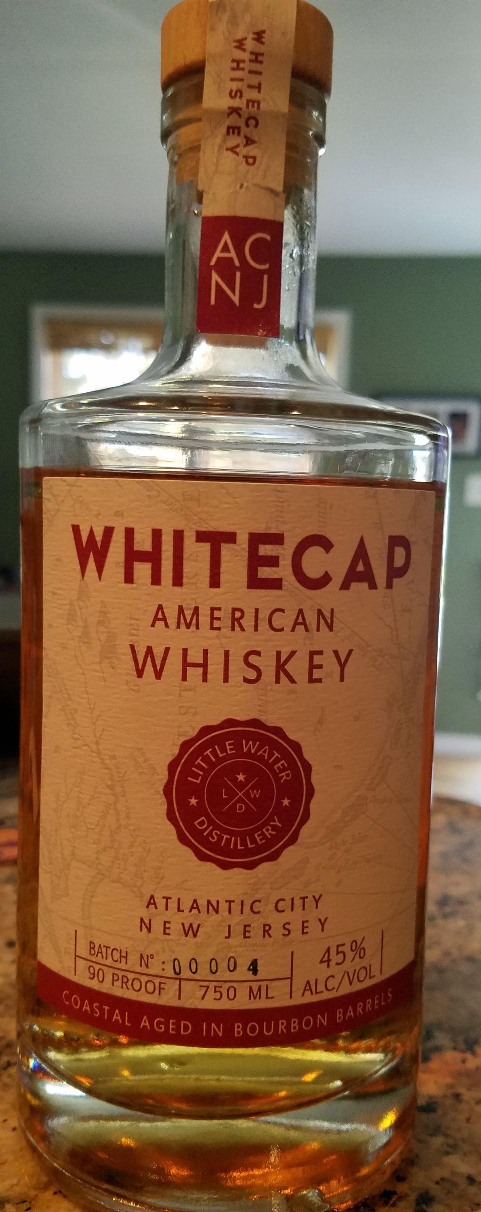 Whitecap American Whiskey