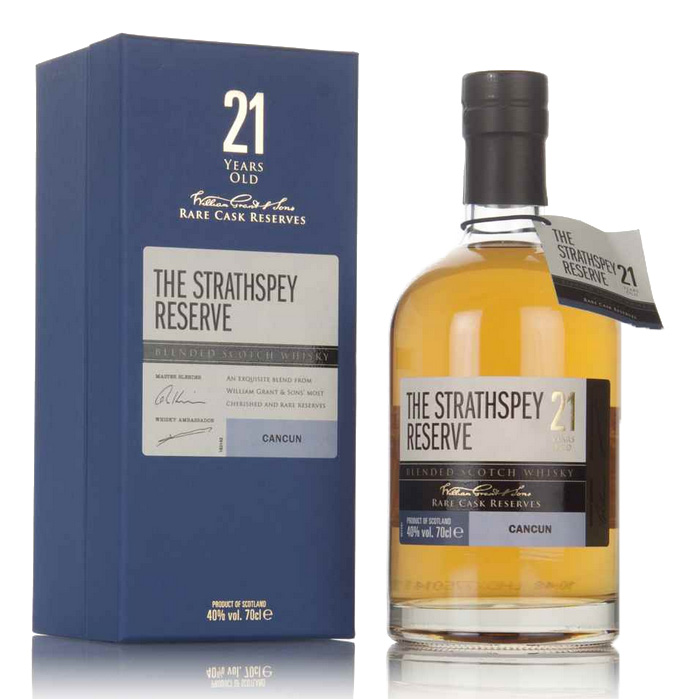 William Grant Rare Cask Reserves The Strathspey Reserve