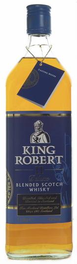 King Robert II Deluxe