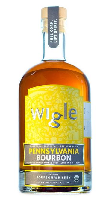 Wigle Pennsylvania Bourbon