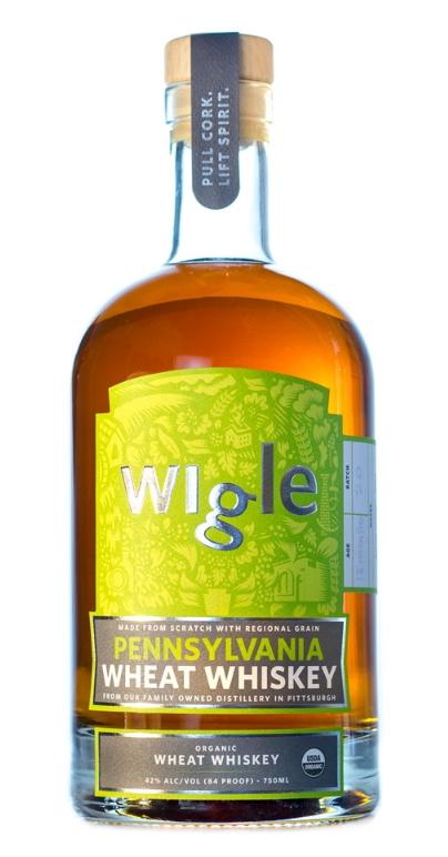 Wigle Pennsylvania Wheat Whiskey