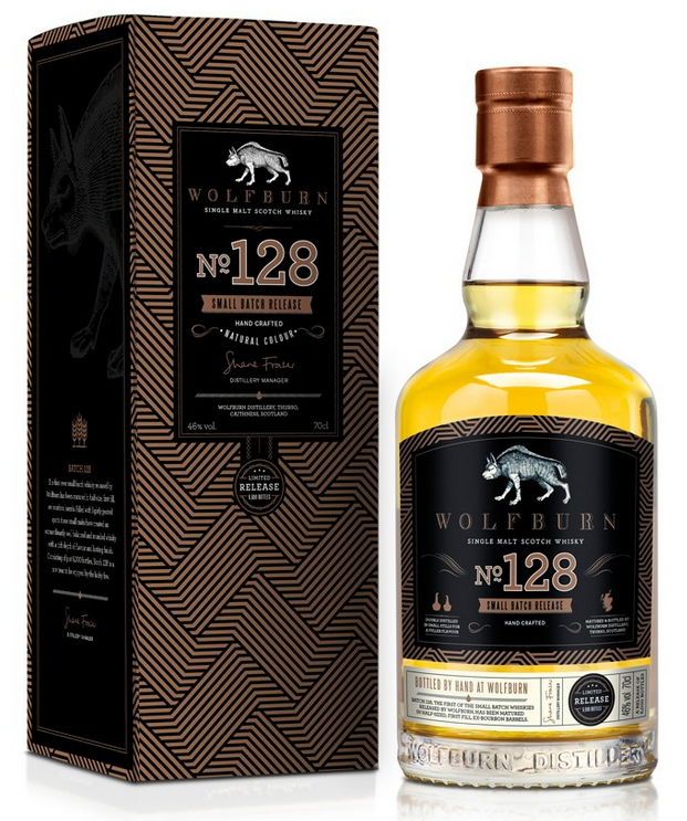 Wolfburn Small Batch Release No. 128