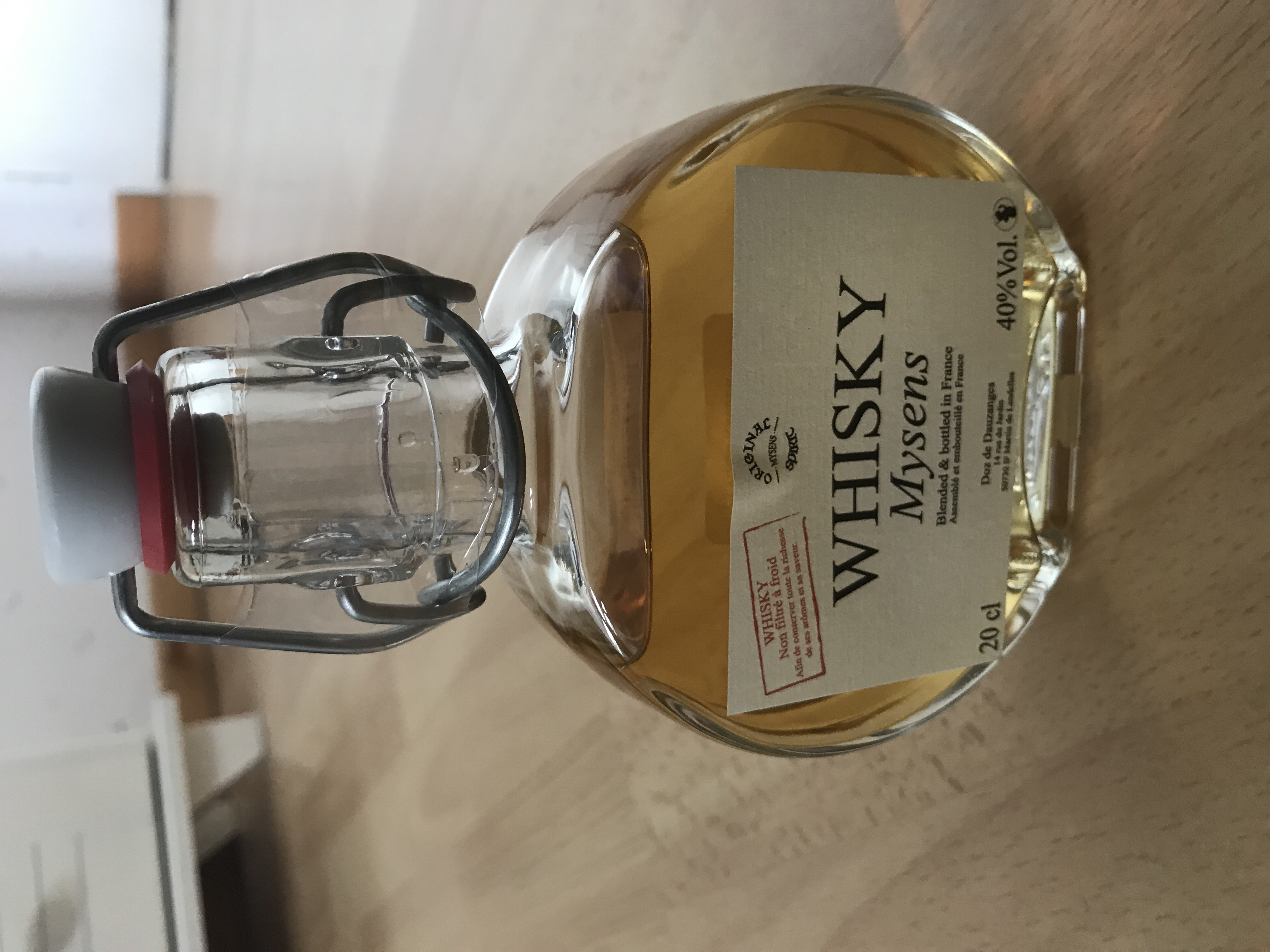 Mysens Whisky