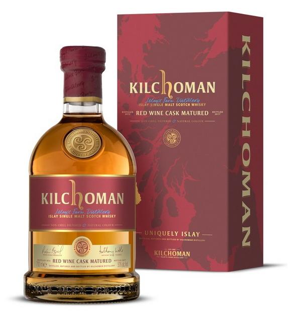 Kilchoman Red Wine Cask Matured