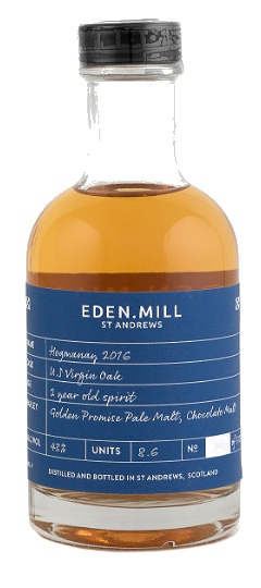 Eden Mill Hogmanay 2016