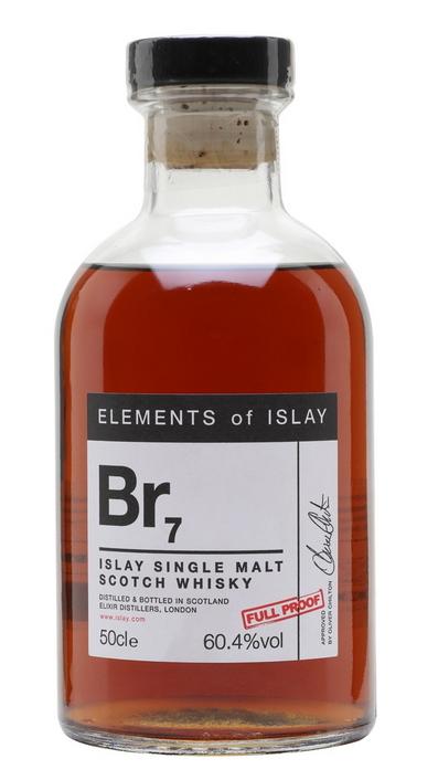 Elements of Islay Br7 (Bruichladdich)